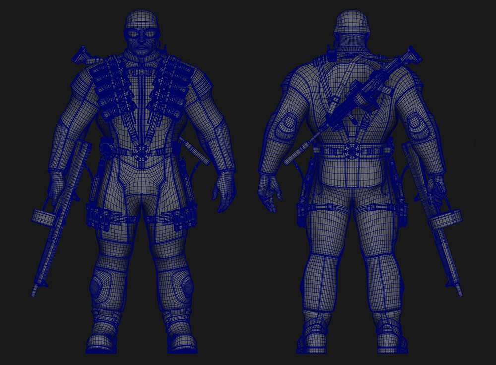 3d_comic_character_model_wireframe