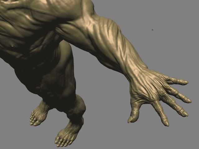 mudbox_arm_3d_sculpt