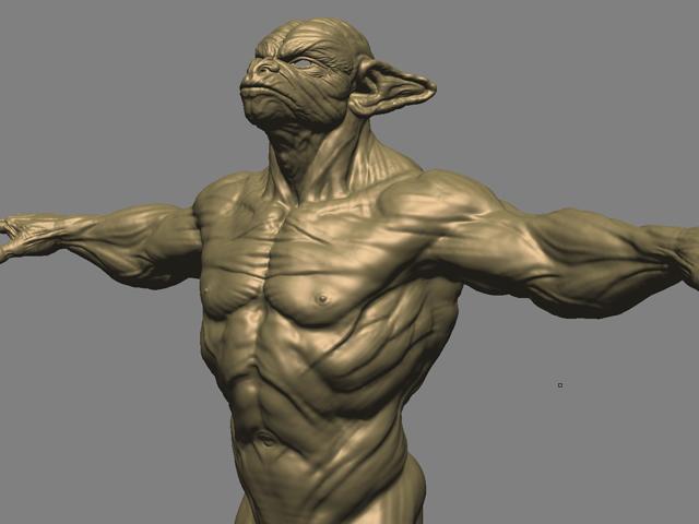 mudbox_torso_3d_sculpt