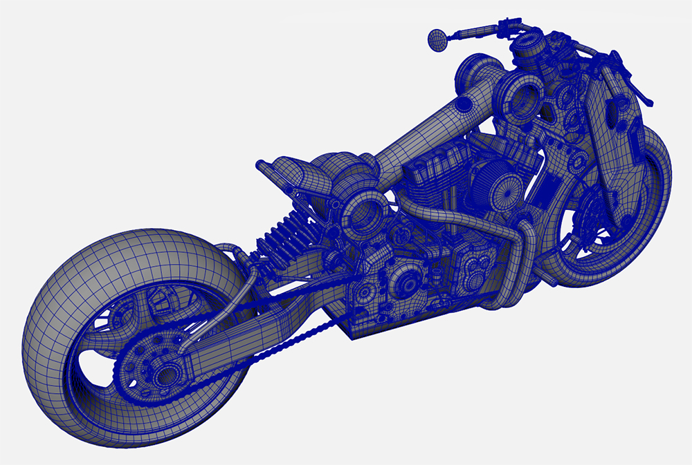 3d_motorcycle_wireframe
