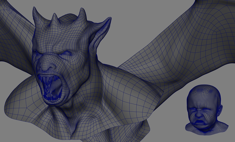 face_morphing_blendshape_wireframe